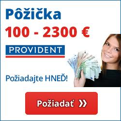 Pôžičky bez ručenia | Výhodné pôžičky
